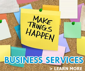 Hoover's Small Business Services Typing Business Forms Newsletters Excel Menus Flyers