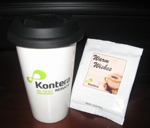 kontera 2009 holiday gift