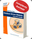Database Driven Websites